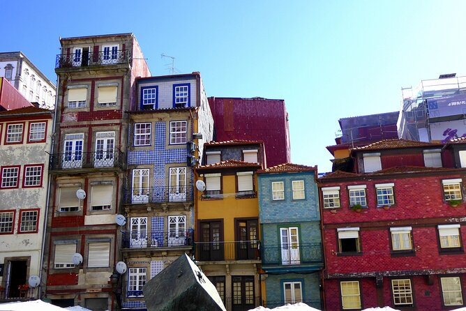 Tour privato: città di Porto e degustazione di vini
