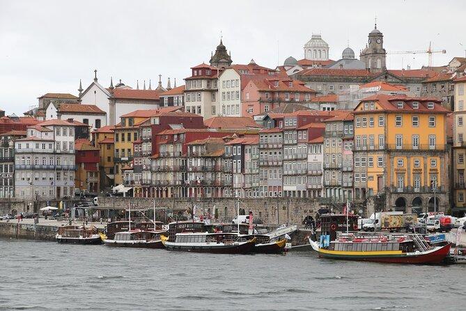 Private Tour: Porto City and Wine Tasting