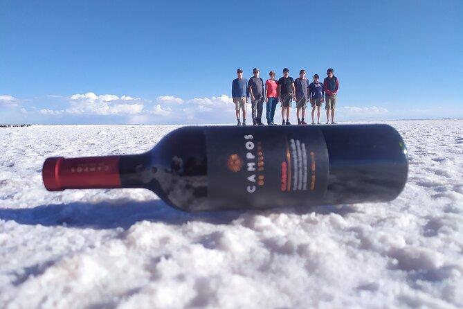 Salar de Uyuni with lodging - 4 days full tour - With Tunupa