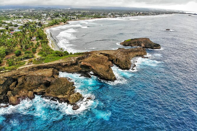 Small Group Cave and Beach Day Tour from San Juan