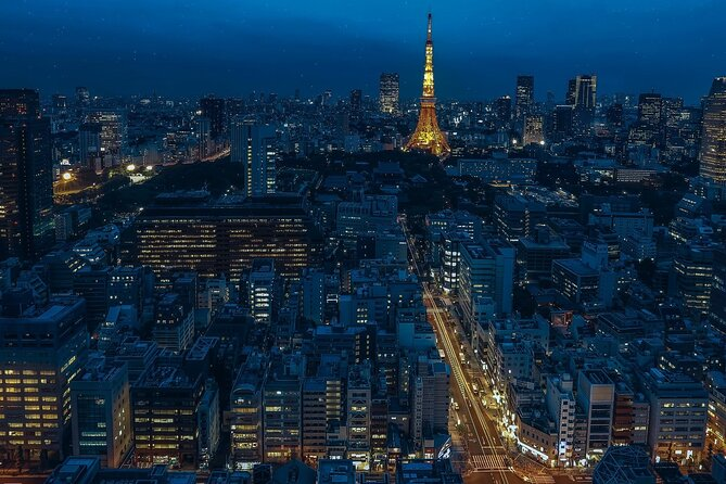 Full-Day Private Tour to Discover The Best of Tokyo