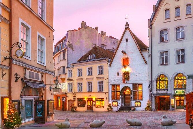 Tallinn Self-Guided Audio Tour