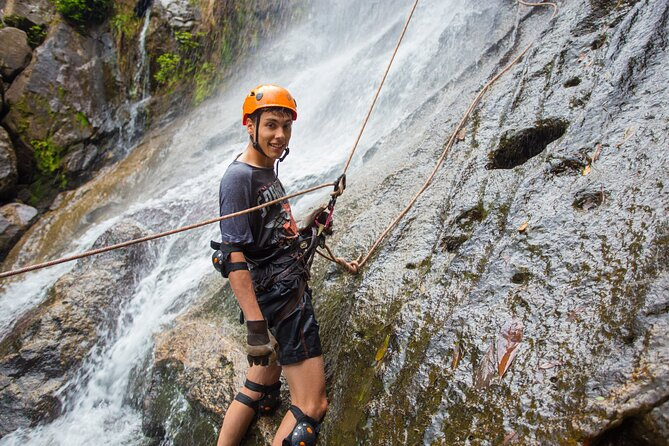 Day Trip Combo: Waterfall Rappelling PLUS Zipline at Bocawina - Bocawina Falls