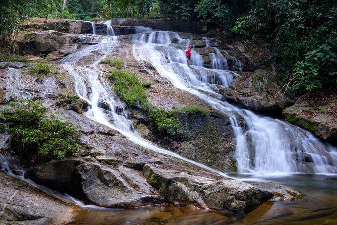 Waterfall Rappelling at Bocawina Rainforest - Bocawina Falls