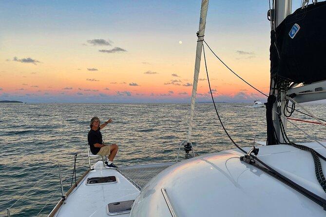 Janise Sailing Sunset Charter in Fajardo, Puerto Rico