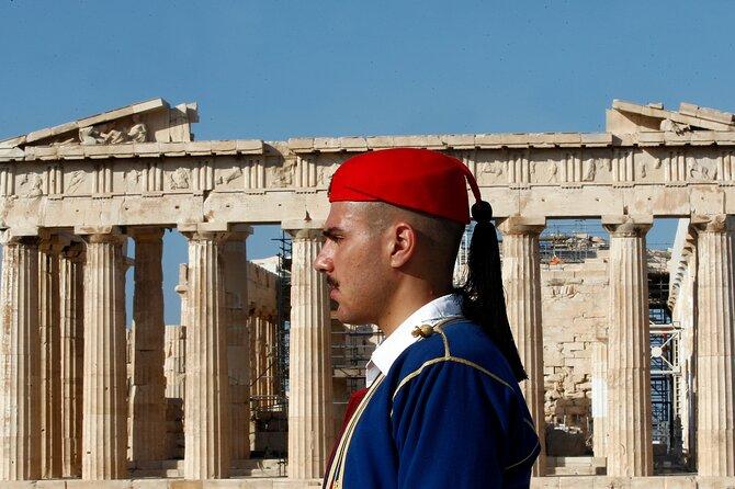 The Top Athens Greece Half Day Tour