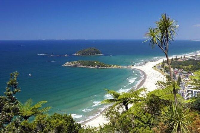 Mount Maunganui Self-Guided Audio Tour