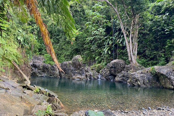 Private Full-Day Secret Hiking Tour to El Yunque Waterfalls
