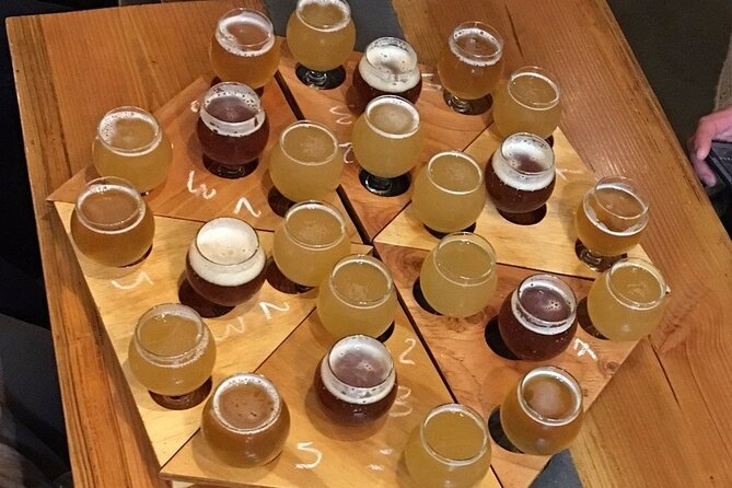 Vancouver Craft Brewery Tour Led by a Local