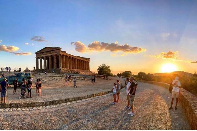 Evening guided tours Valley of the Temples Agrigento