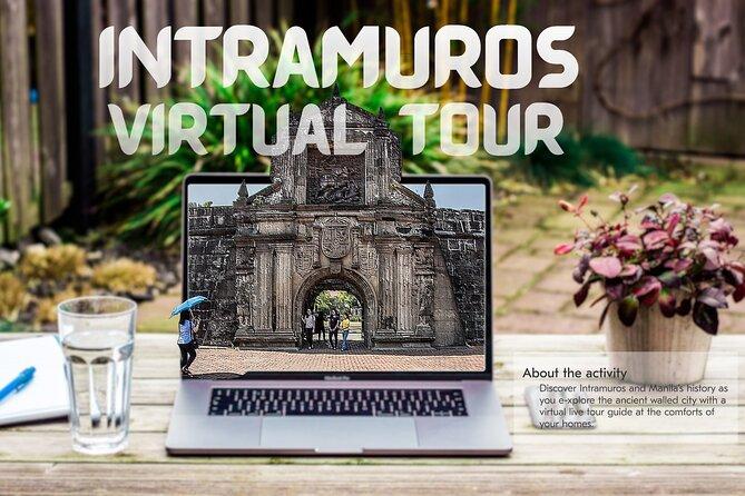 Virtual Tour: History at the Walled City [Intramuros, Manila]