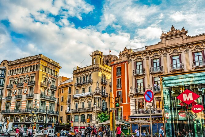 Half Day Barcelona Walking Tour