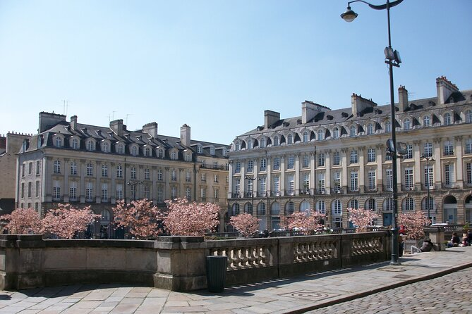 Rennes Private Walking Tour