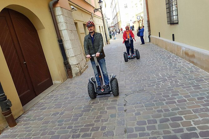 Krakow X2 Segway Tour