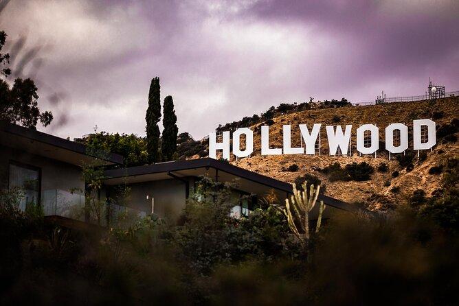 Hollywood Sign Private Hike via the Three Peaks- Burbank, Cahuenga, Mt Lee