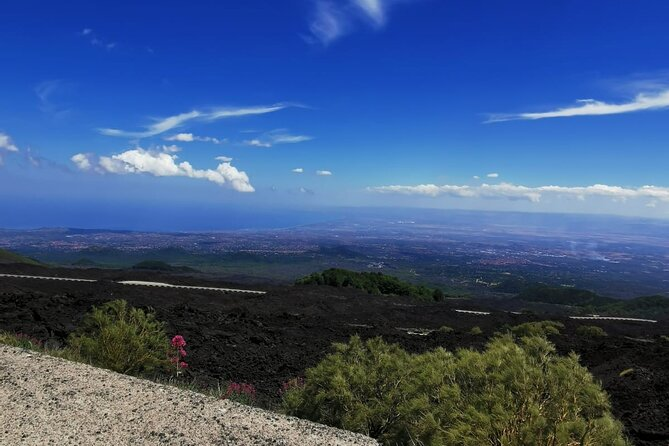 Etna and Sea Full-Day Tour from Catania