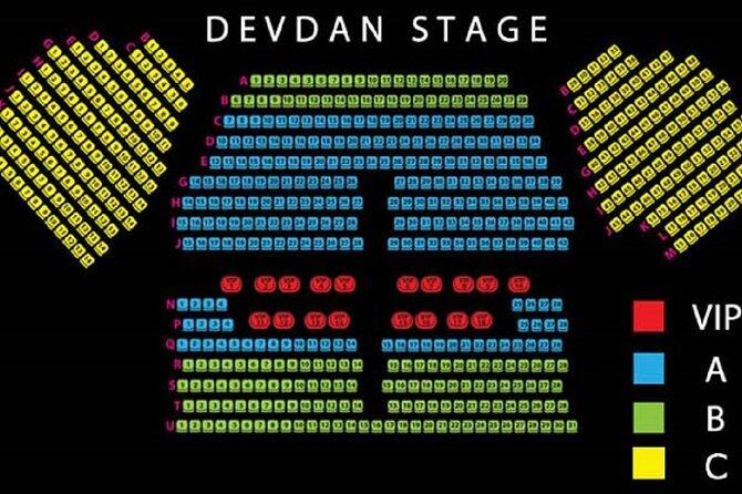 Devdan Show At Bali Nusa Dua Theatre 2021
