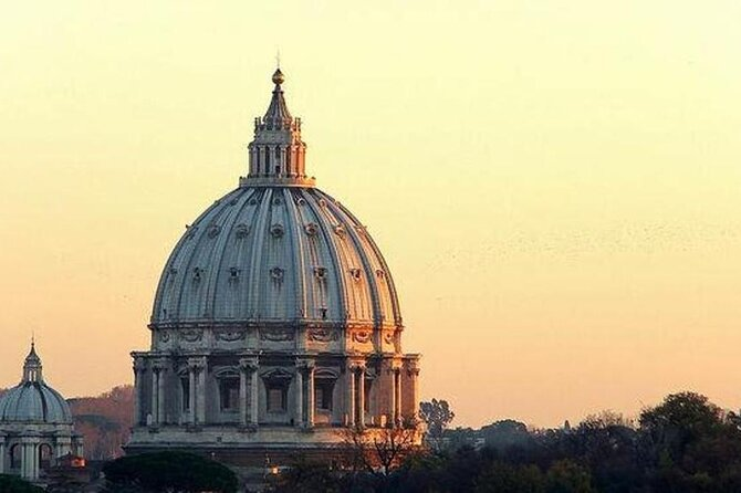 Colosseum & Vatican: The Best in one Day - Private Day Tour with Lunch
