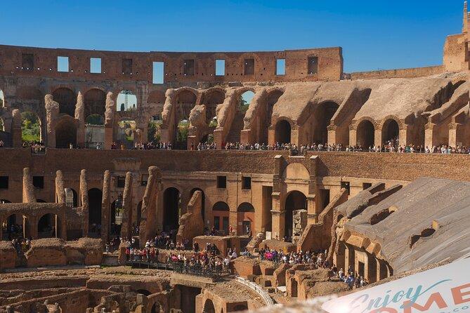 Skip The Line Coliseu, Fórum Romano e Monte Palatino