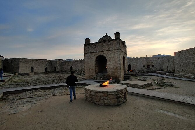 Gobustan, Mud volcanoes, Fire temple, Fire mountain PRIVATE TOUR
