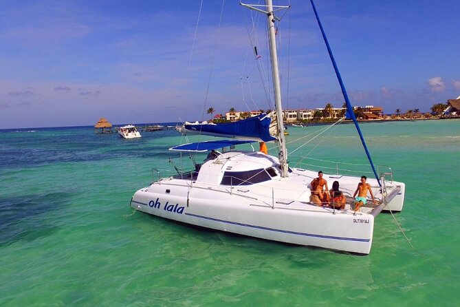 Full-Day Snorkeling Adventure in Isla Mujeres with Lunch