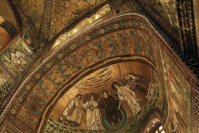 Private Walking Tour: Discover Ravenna's Stunning Mosaics