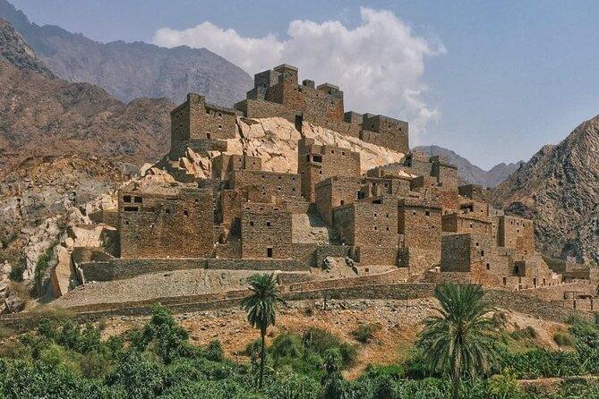 6 Days Jeddah,Taif, Al Baha & Abha Tour