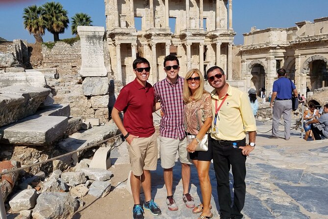 Kusadasi Shore Excursion : Ephesus Private Tour
