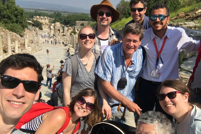 For Cruise Guests : Highlights of Ephesus Private Tour / Kusadasi Tours