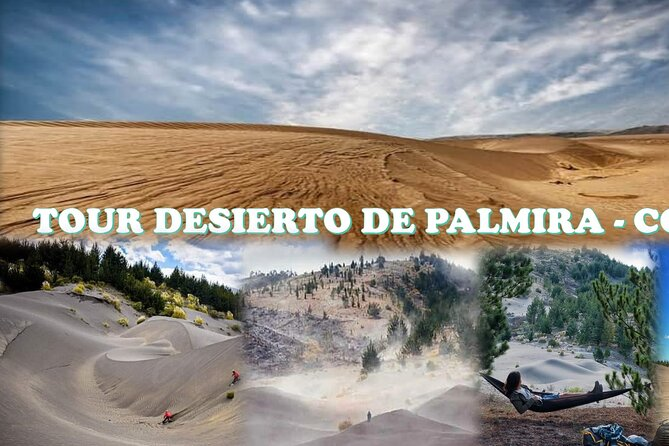 Desierto de Palmira Info Tours - Ecuador Todo Incluido en Un Dia