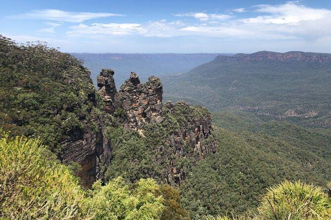 Tagesausflug zu den Blue Mountains ab Sydney, inklusive Scenic World