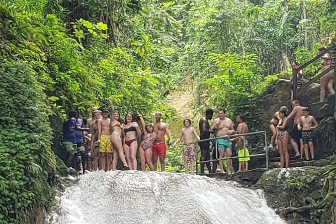 Blue Hole Jamaica Tours from Montego Bay