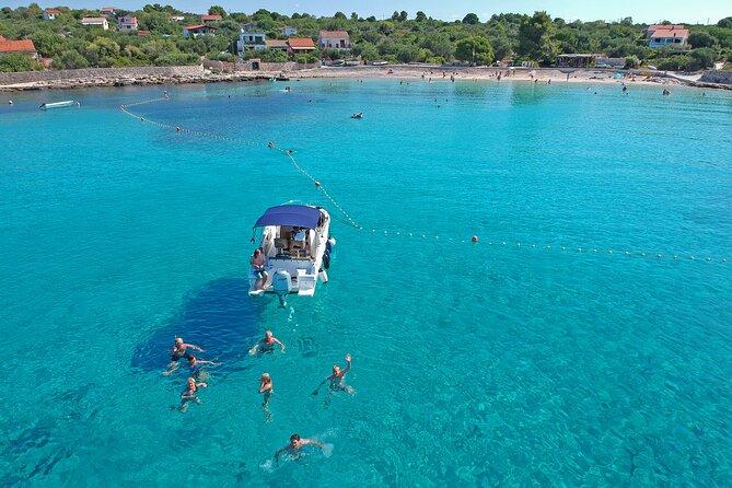 Islands Brač, Šolta & Blue lagoon - Private speedboat tour