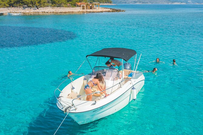 Private boat tour - custom itinerary