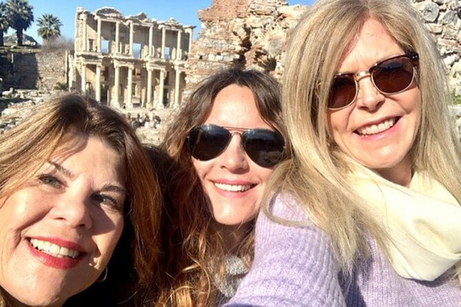Private Tour : Best of Ephesus Tour from Izmir Airport and Hotels