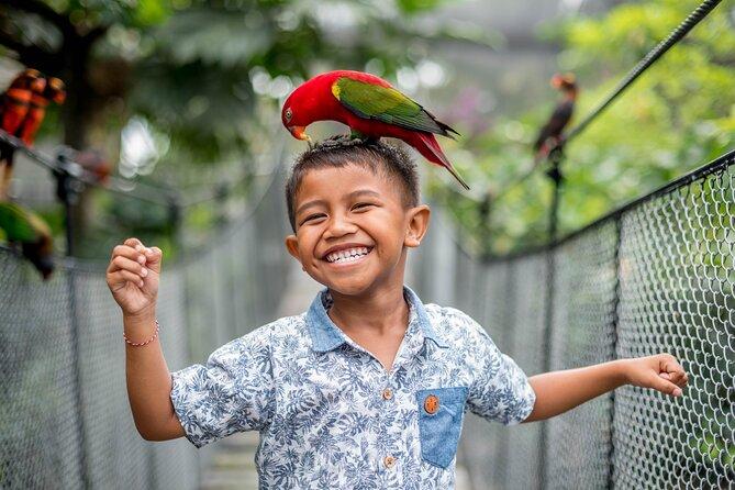 Bali Bird Park Admission Ticket