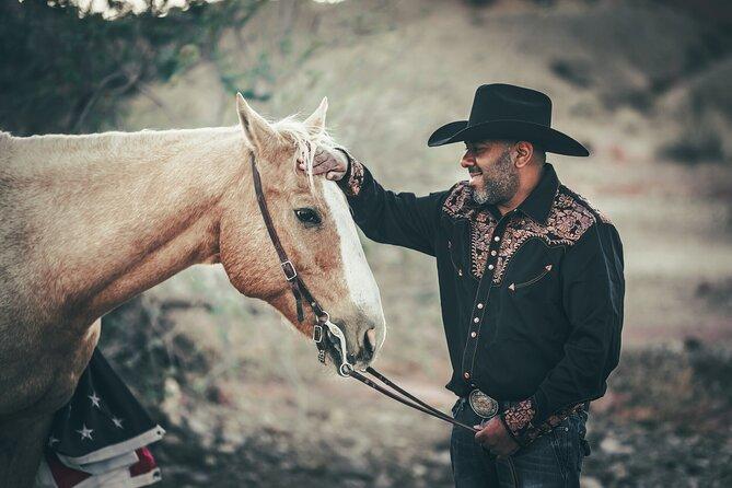Sunset Horseback Riding Tour with BBQ Dinner