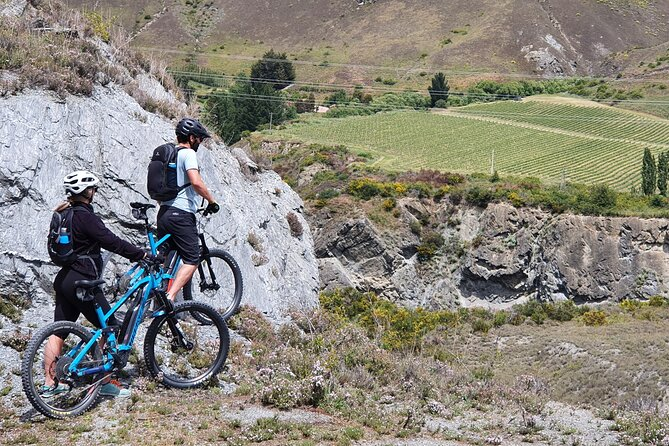 Full-Day Gibbston Valley Guided eBike Wine Tour in Queenstown