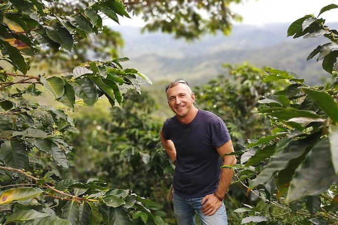 Guatape coffee tour