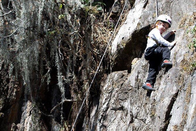 Rock Climbing Experience in Valle de Bravo