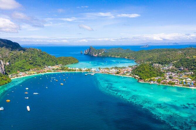 Phi Phi Island - Bamboo Speedboat & Snorkeling Tour Daytrip