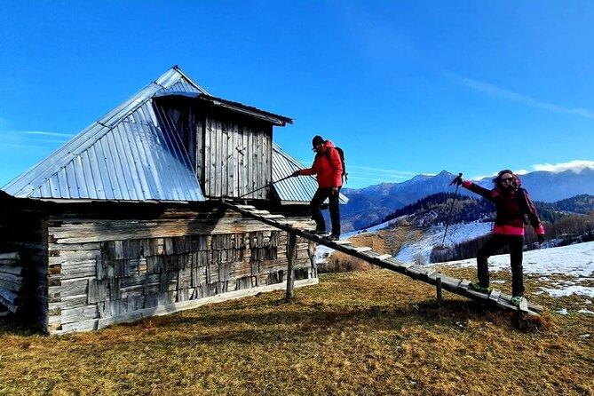 Private Eco Trail Tour To Transylvania Amphitheater from Brasov