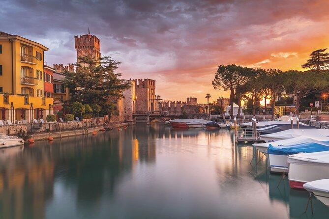 Private Lake Garda Sunset Cruise with Prosecco