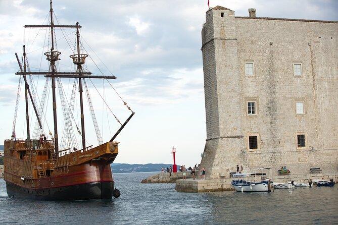 UNIQUE HISTORICAL TOUR 'Dubrovnik Republic'- Panoramic cruise and walking tour