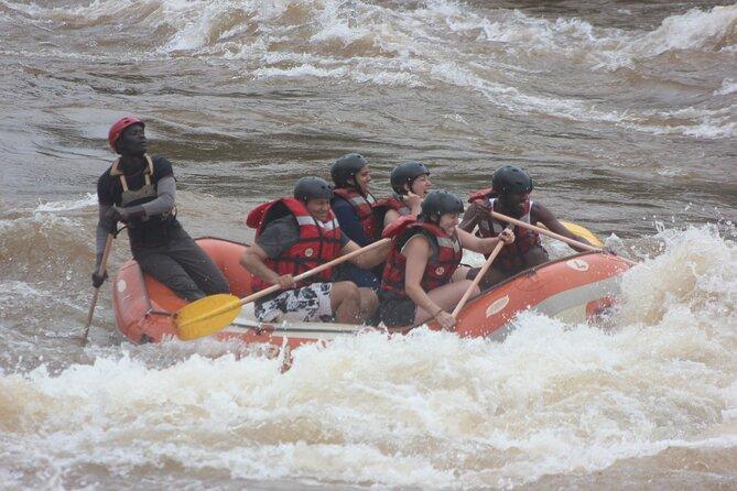 2 days Jinja tour and Rafting