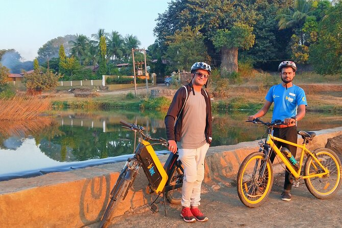 Jungles of Gir Small-Group Tour by e-Bike