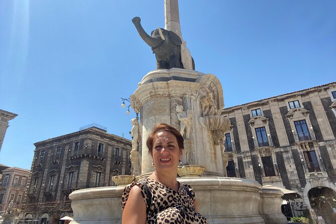 Catania Highlights, Street Food and Mt. Etna Private Day tour from Catania