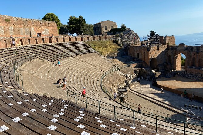 Taormina and the Godfather Private Day Tour from Catania - Sicily