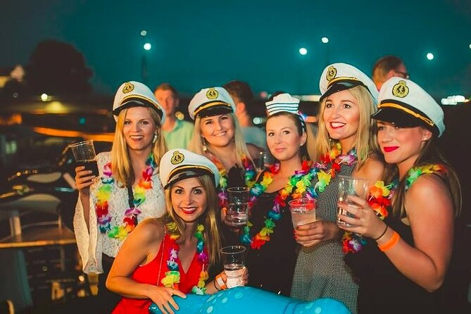 Krakow Boat Party