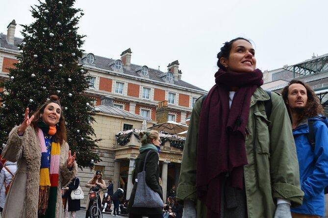 Misfits of Covent Garden Walking Tour